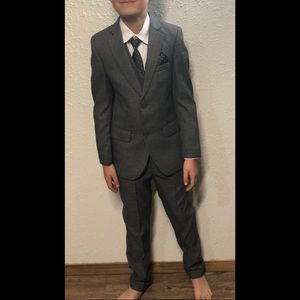 Other - Boys 3 pc suit with shirt and tie